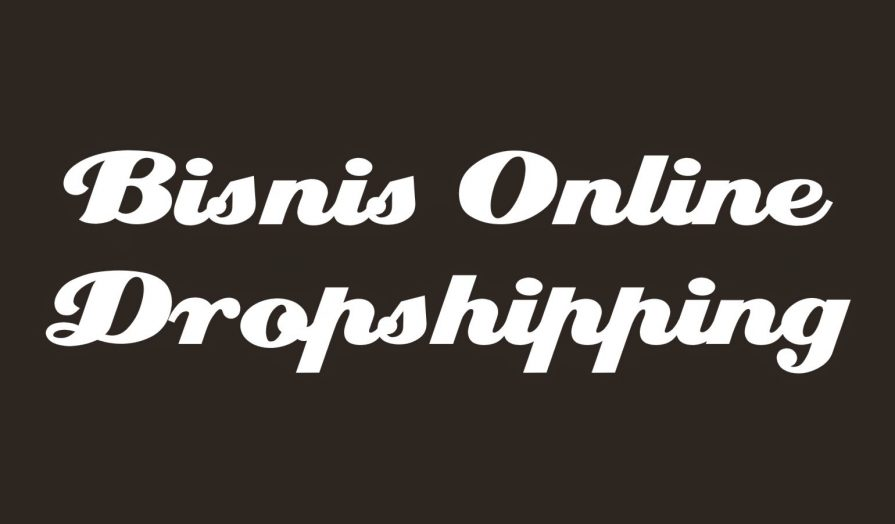Cara Bisnis Online Dropship