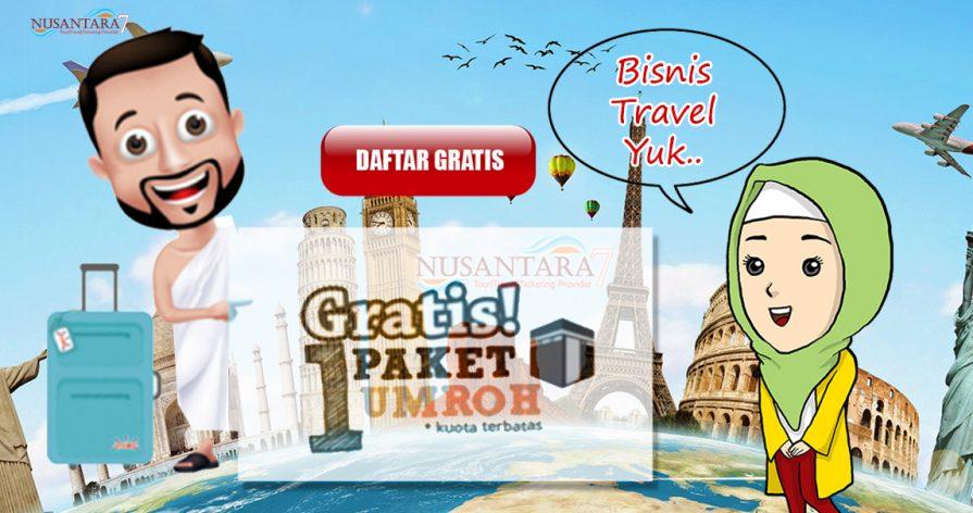 Franchise Travel Online & PPOB