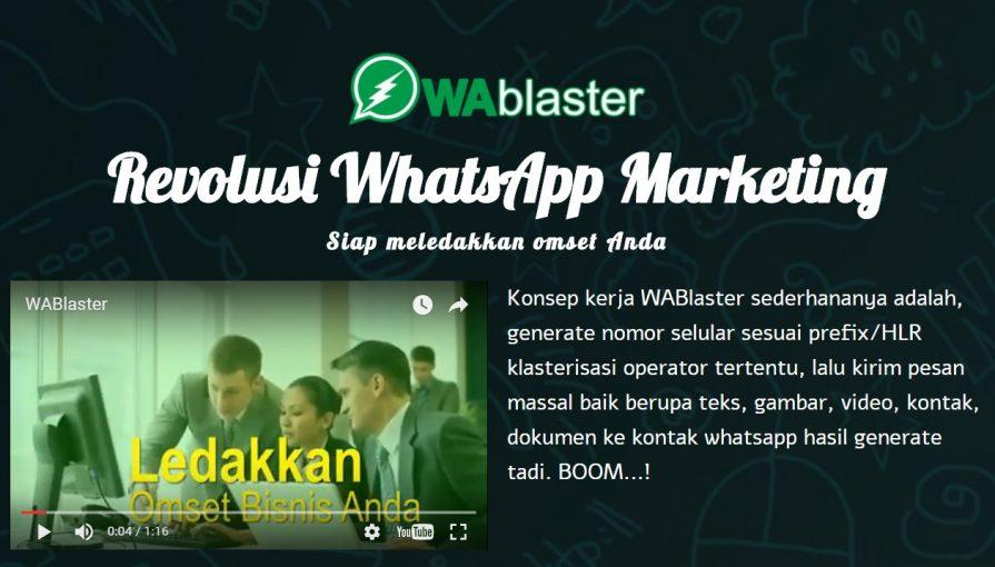 wa-blaster
