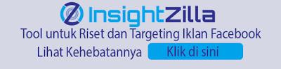 Insightzilla tools pencari Harta Karun di Facebook