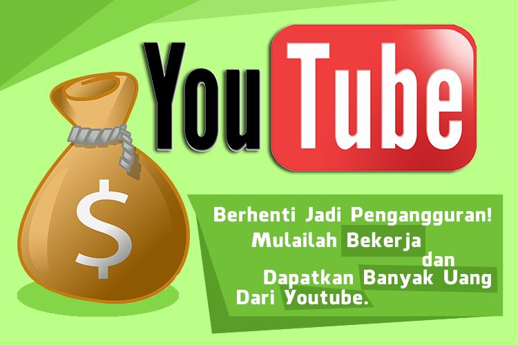 uang dari youtube dengan gampang
