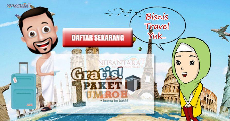 Usaha Travel Agent Online