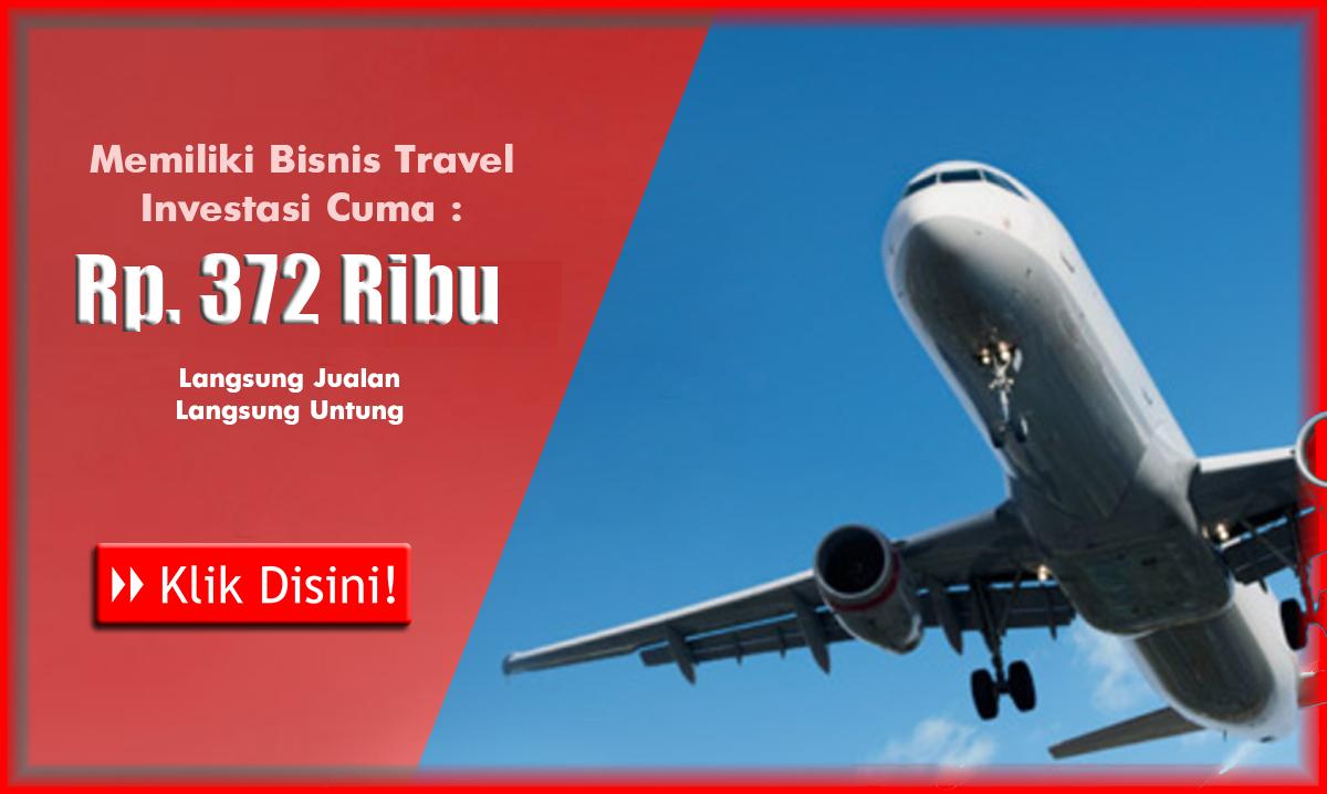 Bisnis Travel 372Ribu