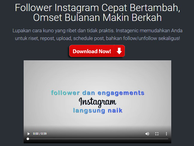 17 Cara Cepat Sukses Promosi Jualan Di Instagram Yang Bisa Anda Buktikan Sendiri Belajar Inet Marketing