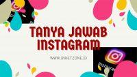 tanya jawab instagram