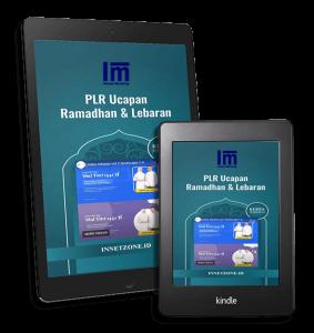 PLR Ucapan Ramadhan Lebaran