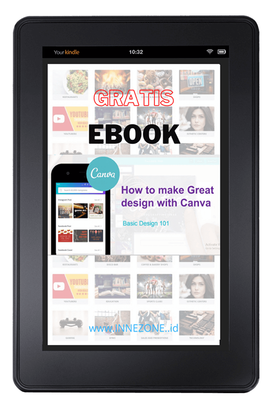 Ebook Design Canva